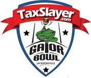 2014 TaxSlayer Gator Bowl Logo